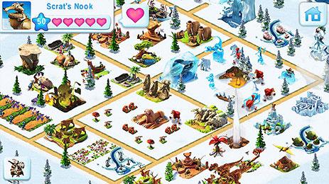 冰川时代:村庄