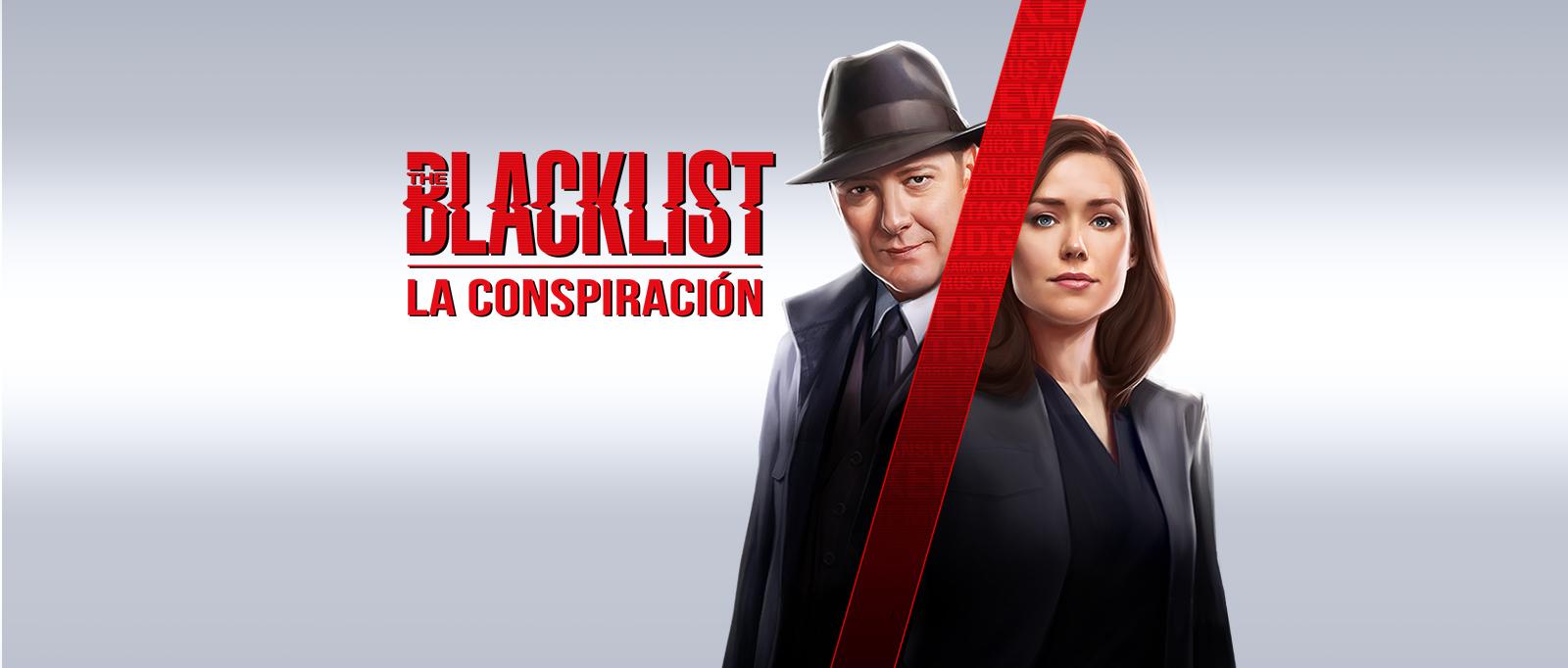 The Blacklist: La conspiración