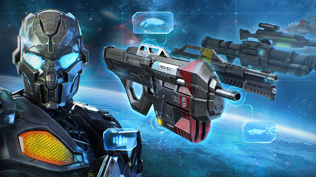 Gameloft | N O V A  Legacy