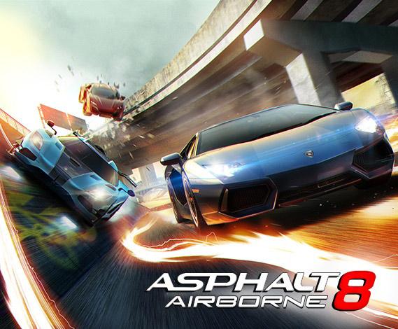 アスファルト8:Airborne