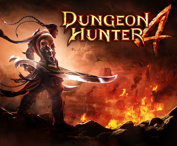 Dungeon Hunter 4