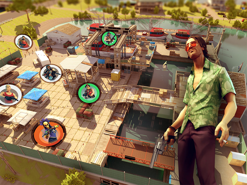 Gangstar New Orleans: juego online open world