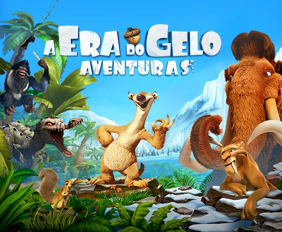 A Era do Gelo: Aventuras HD