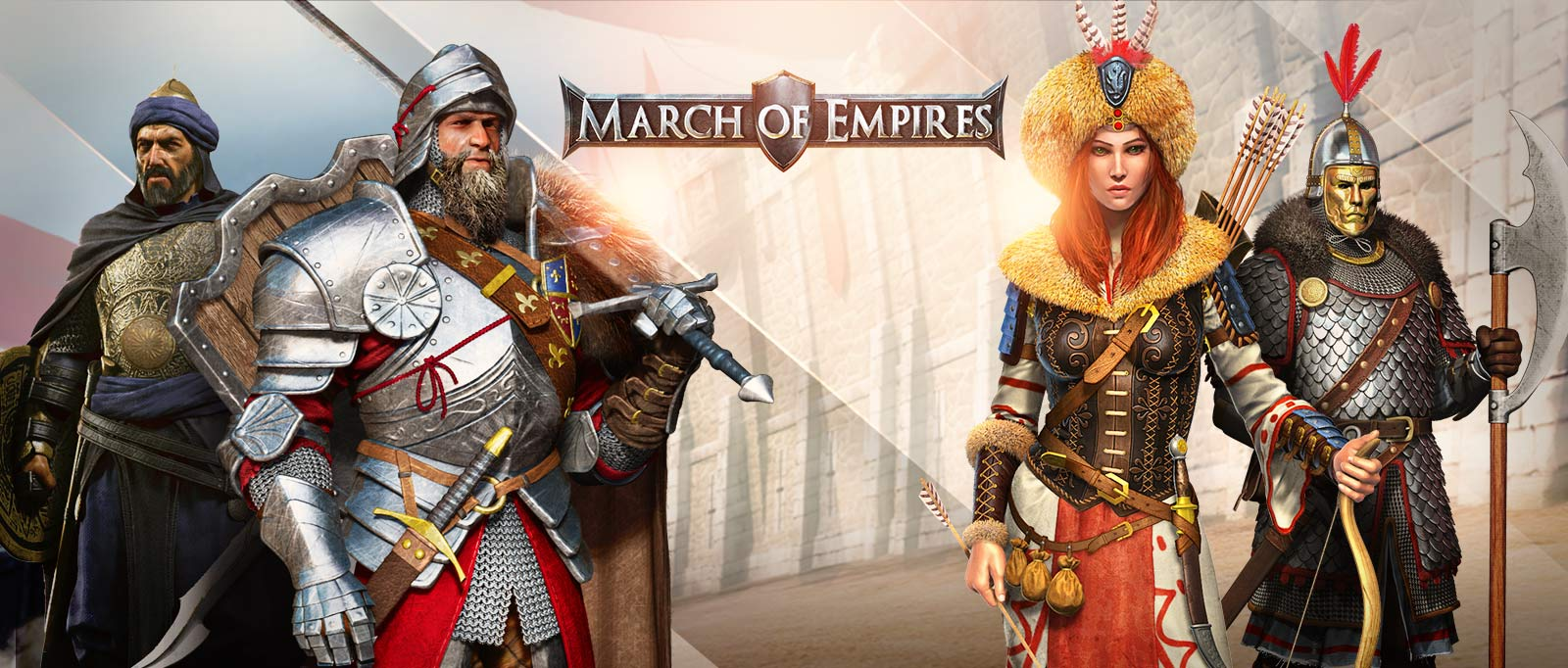March of Empires: ¡Gobierna tu Reino!