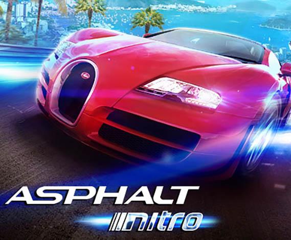 Asphalt Nitro Mobile Premium