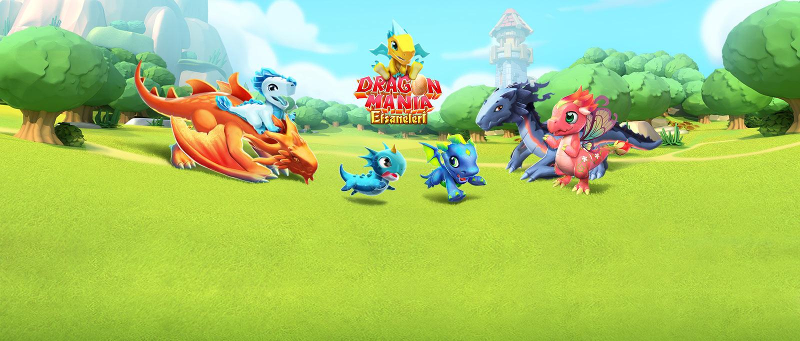 Dragon Mania Efsaneleri