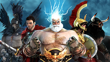 Gameloft | Gods of Rome