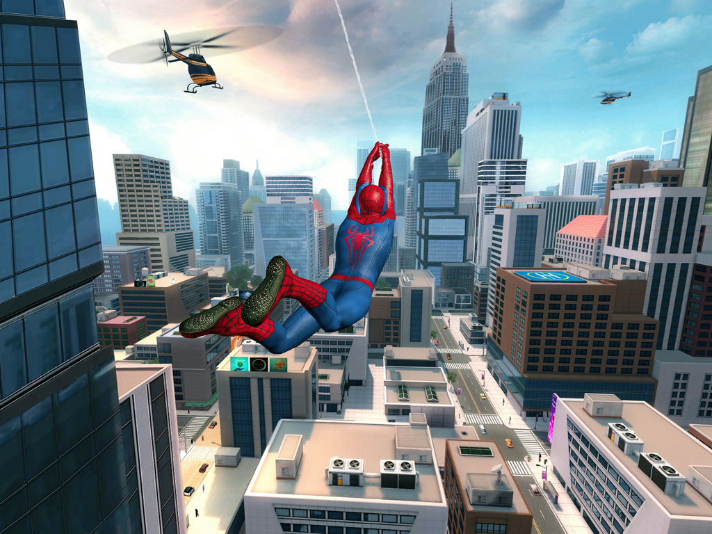 Download The Amazing Spider Man 2 2014 Indowebster
