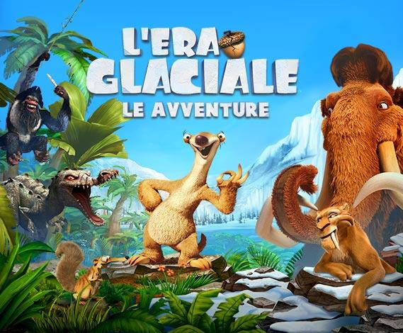L'era glaciale - Le avventure HD