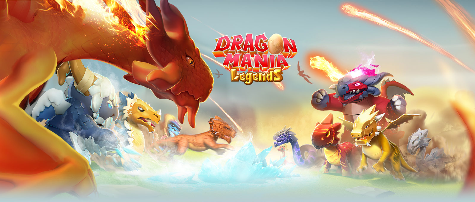 Gameloft | Dragon Mania