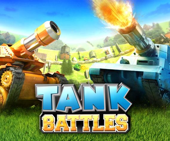 Tank Battles – Diversão Explosiva!