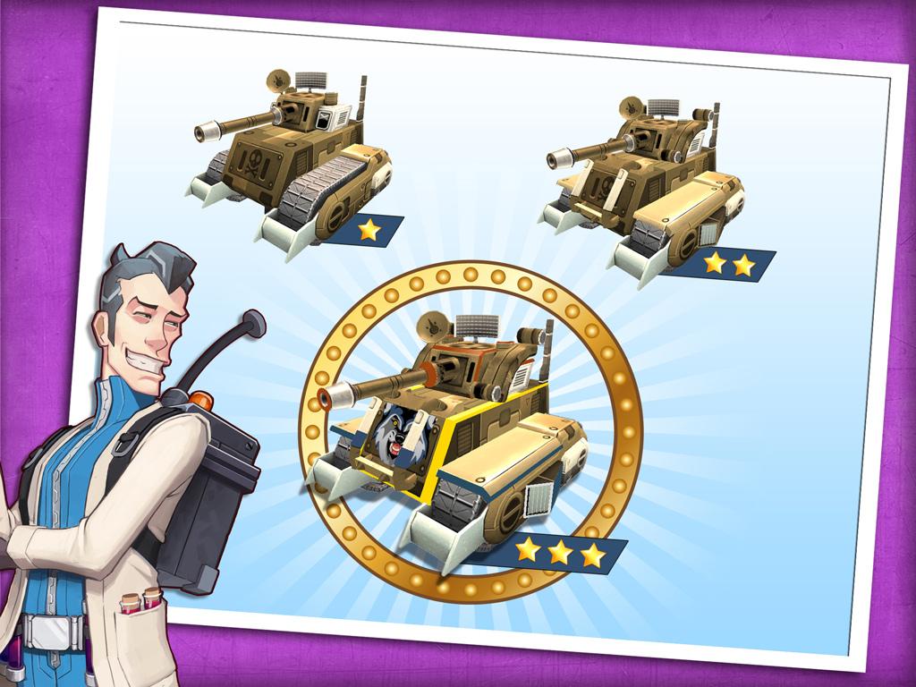 Tank Battles - Diversión Explosiva!