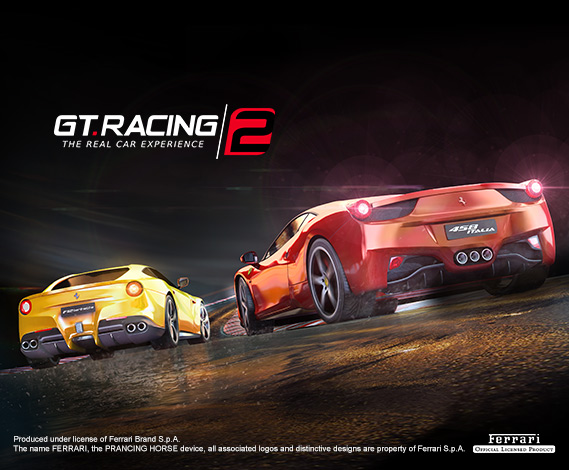GT Racing 2 : The Real Car Experience