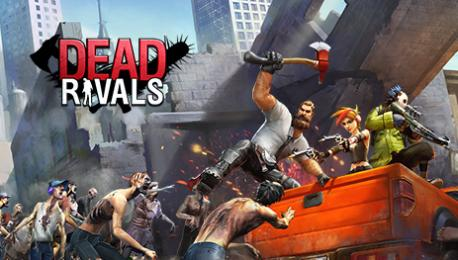 Dead Rivals - Zombie MMO