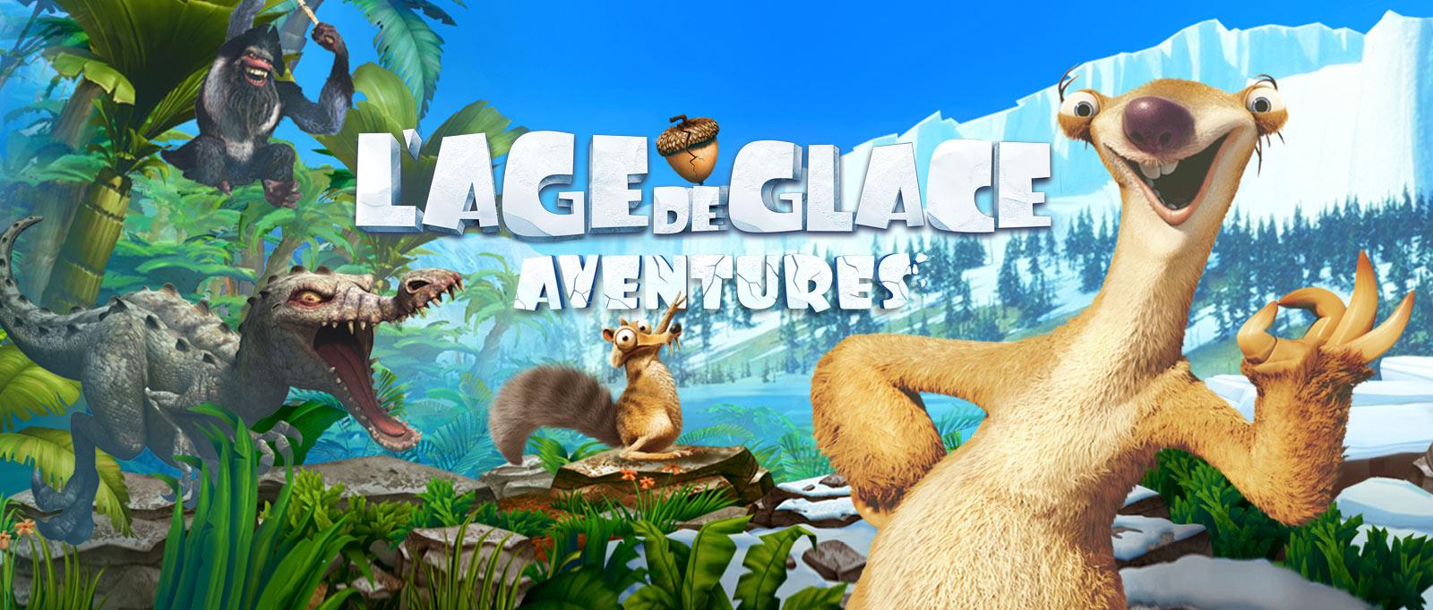 L'Âge de Glace : Aventures HD