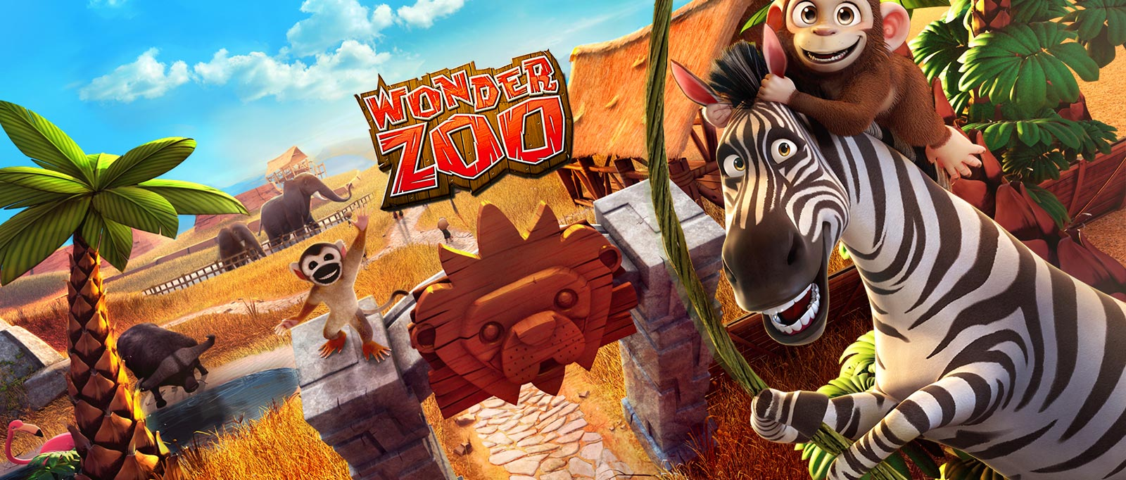 Gameloft | Wonder Zoo