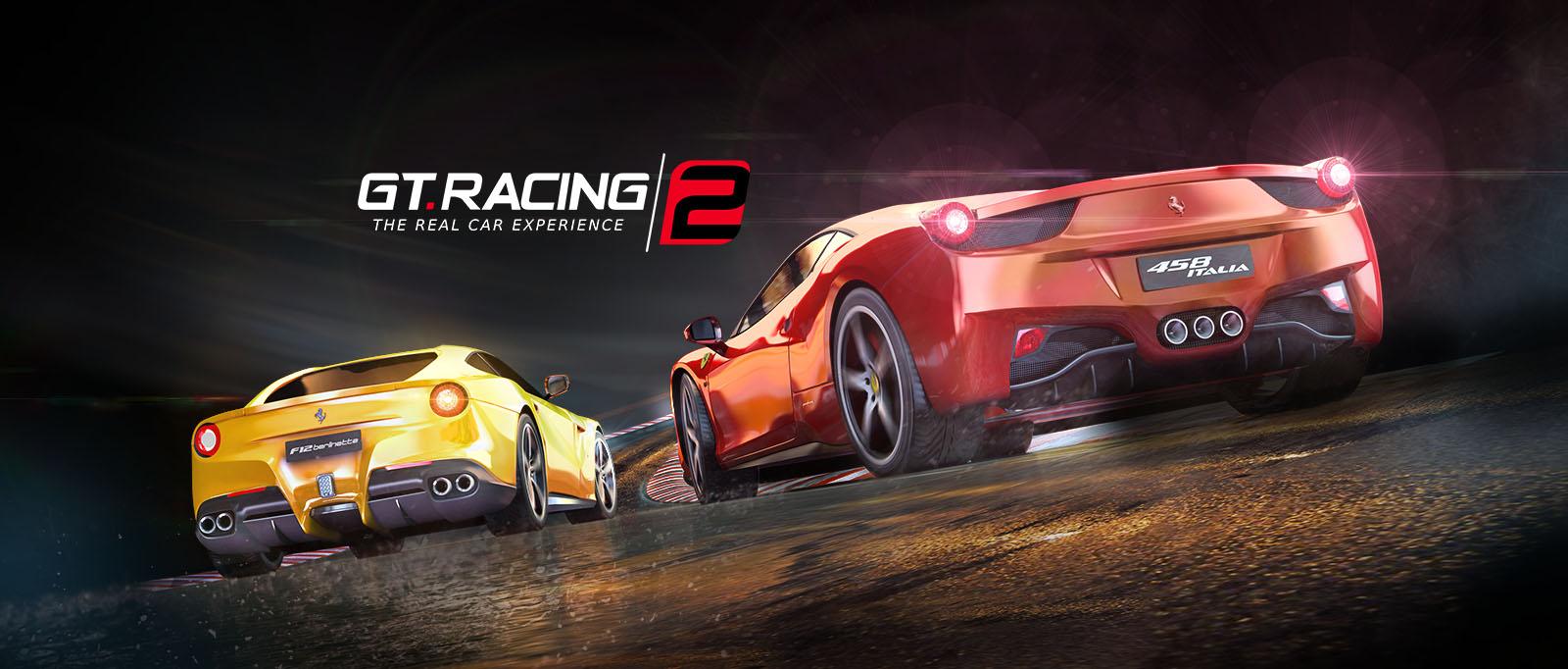 Gameloft Car Racing Game