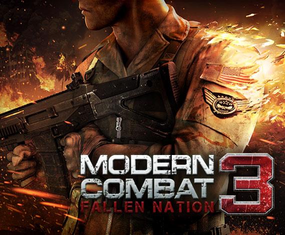 Gameloft | Modern Combat 5