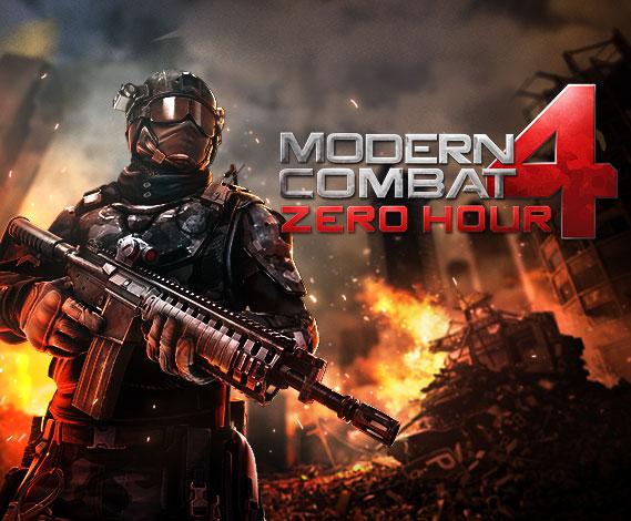 Modern Combat 4 Mobile Premium