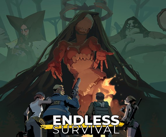 Endless Survival — Pre-register today!
