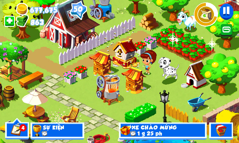Green Farm 3 (Tiếng Việt)
