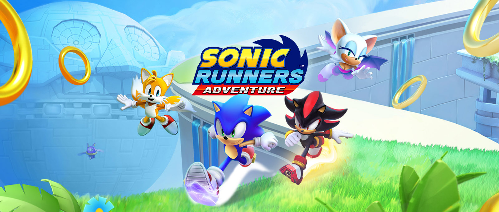 Gameloft | Sonic Runners Adventure