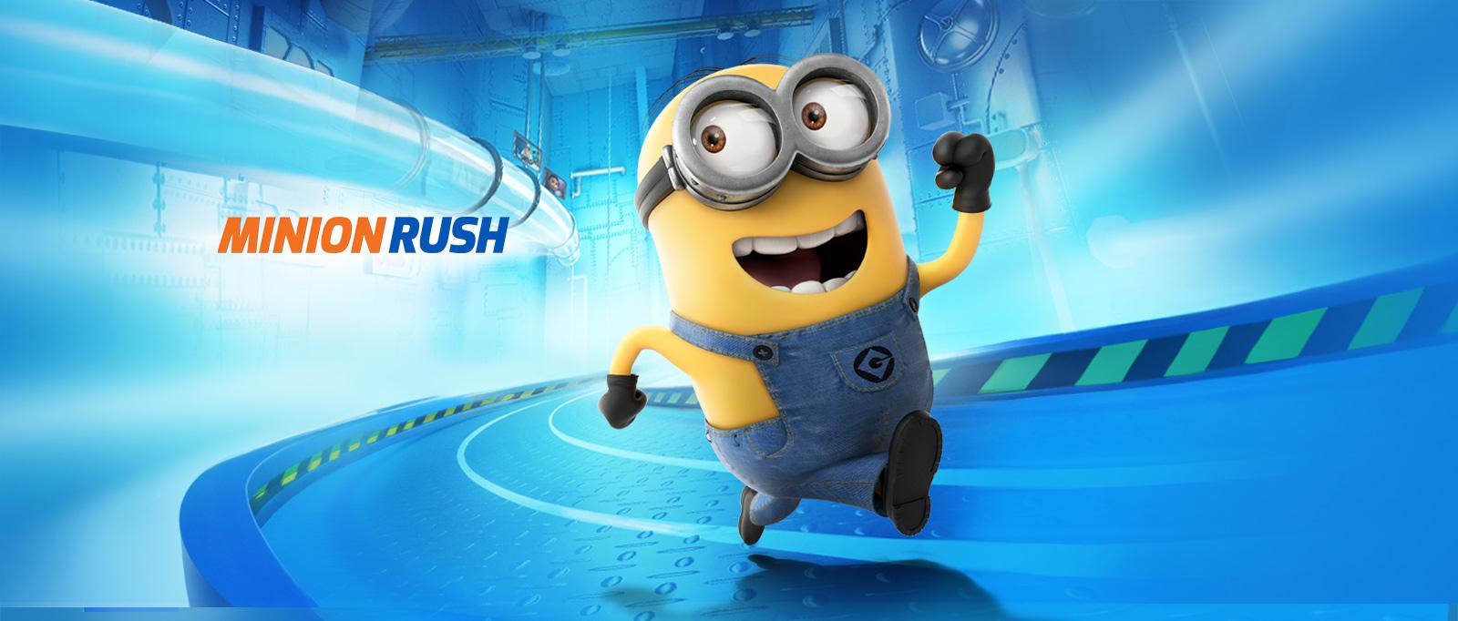GRU - O MALDISPOSTO : Minion Rush