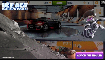 Gameloft Advertising Solutions Form