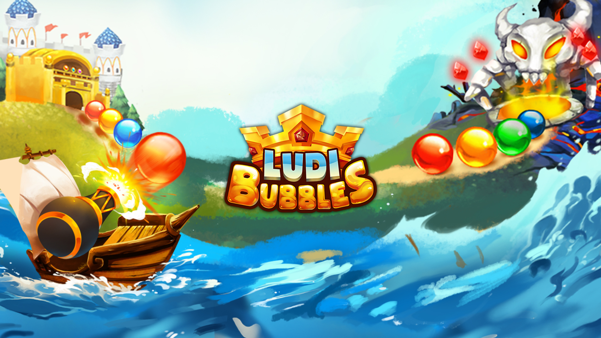 Ludi Bubbles